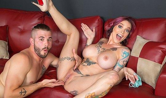 Порно татуированные